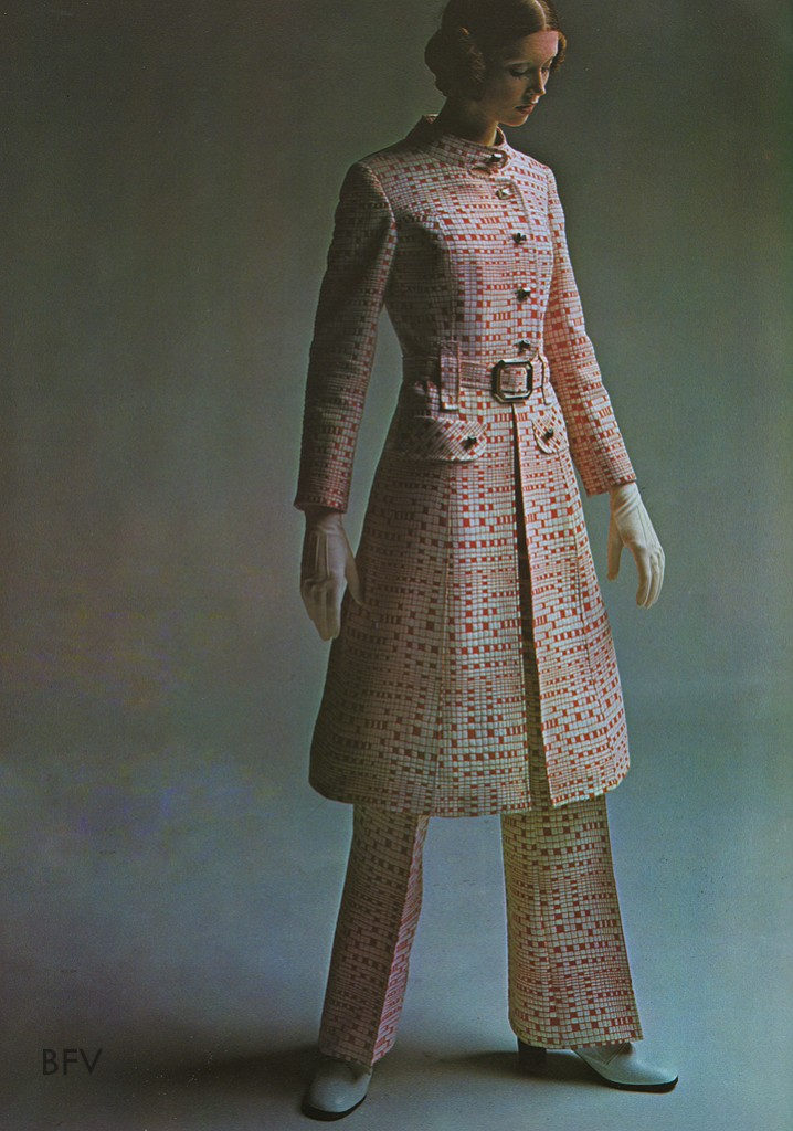Vintage Editorials: First Impressions  Scanned from Vogue Nov 1970 by Miss Booty Barefoot. Vintage Fashion researched and displayed in all it's glory!