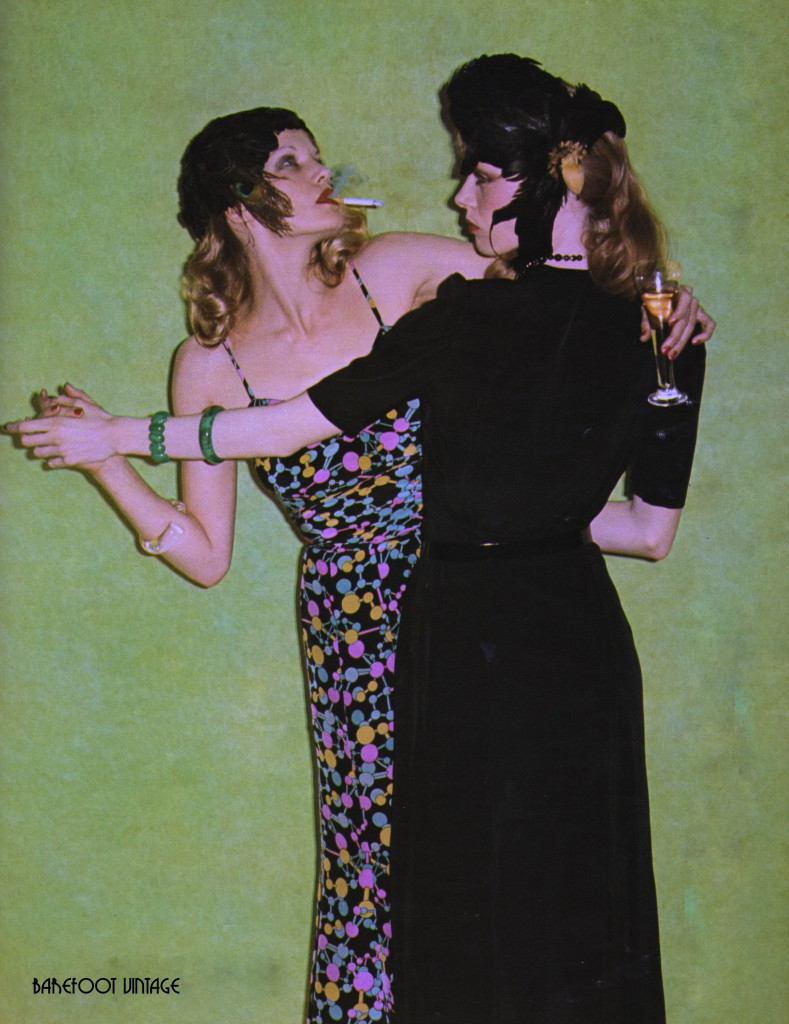Vintage Editorials: Tight is Right... Scanned from NOVA April 1973 by Miss Booty Barefoot. Vintage Fashion researched and displayed in all it's glory!