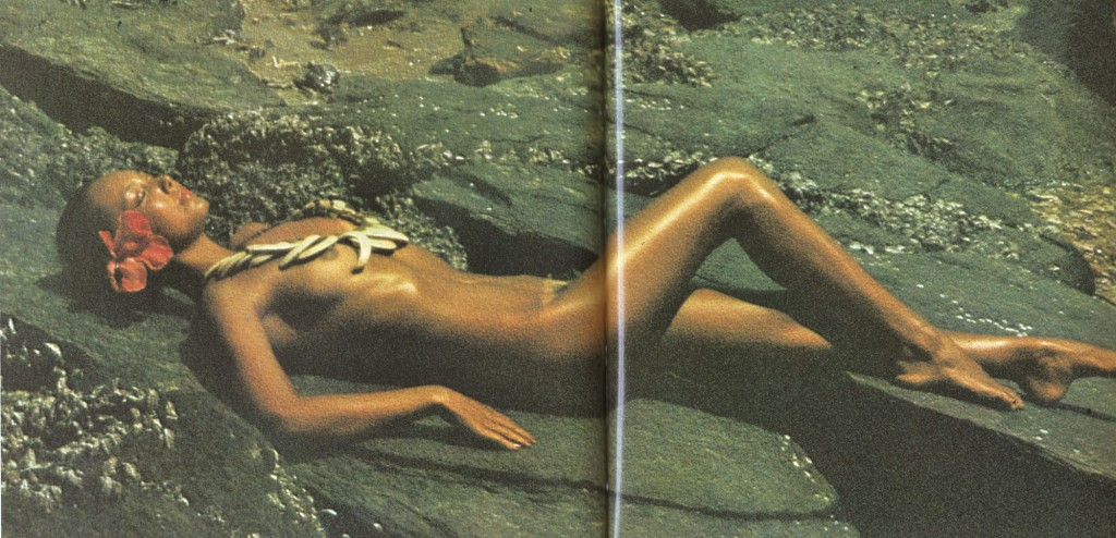 Vintage Editorials: Bare Facts…Scanned from Beauty in VOGUE Summer 1975 by Miss Booty Barefoot. Vintage Fashion visibly explored in all it's glory!