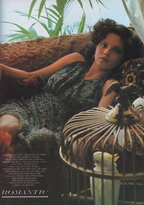 Vintage Editorial: Summer Romance...Vogue June 1974