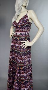 Jean Allen Ikat Cami Dress