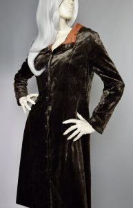 Jeff Banks Velvet Coat