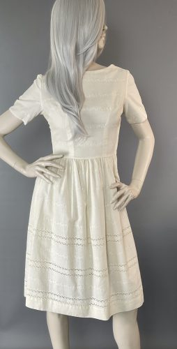 Custom Made 1950s Dress