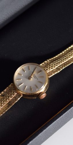 Antique Gold Watch